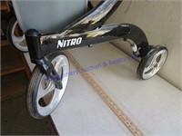 NITRO FOLDING WALKER
