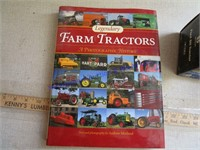 ERTL TRACTOR AND TRACTOR BOOK