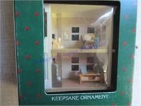 HALLMARK HOUSES AND SHOPS ORNAMENTS