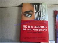 YEAR BOOK- MOONWALK