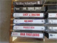 CASSETTES IN CASES