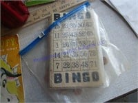 TOYS AND BINGO GAME