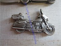 MOTORCYCLE KNIVES