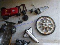 MISC TOY PARTS