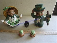 ST PATRICKS DECOR