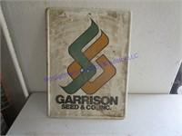 GARRISON SIGN