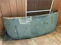 Original Front Windshield 1957 Cadillac Brougham