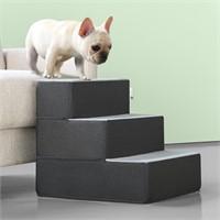 3 Step Comfort Pet Stairs/Pet Ladder, Medium