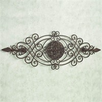 Touch of Class Carmina Wall Grille Antique Bronze