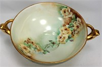Punch Bowl - Czechoslovakia, flower