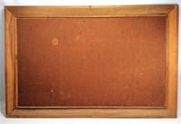 "Oil on Masonite, Birds & Nests, signed, 46"" x 30"""