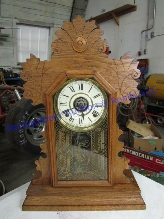COLLECTOR CLOCK AUCTION