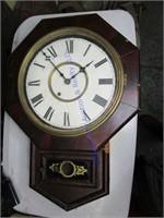 SCHOOL HOUSE CLOCK