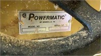 POWERMATIC 66 TABLE SAW WITH EXTENSION TABLE