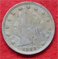 Weekly Coins & Currency Auction 1-8-21