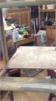 69 inch wooden ladder