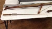Vintage pole Saw & some miscellaneous tools