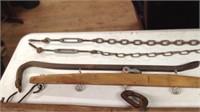 Lot of mixed antique tools