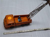 Tin friction Auto Service Wrecker (made in France)