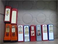 5 sets gas pump salt & pepper shakers