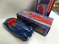 Tin - wind-up Schuco Akustrco model #2002 - 1990 -