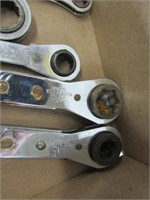 Snap-On MAC + BluePoint Wrenches