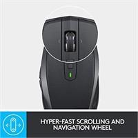 Wireless Laser Mouse - Black