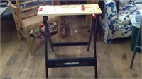 Black & Decker portable project table