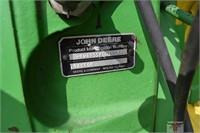 John Deere 4755 Diesel Tractor, Front Wheel