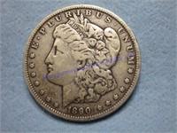 1890* MORGAN DOLLAR *(SEE DESCRIPTION)