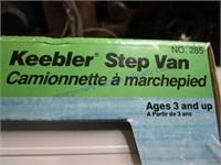 KEEBLER STEP VAN