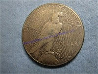 1926S PEACE DOLLAR