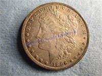 1896P MORGAN DOLLAR