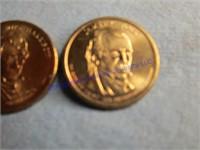 2008 PRES. DOLLARS