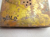 BANQUET HALL CIGAR BOX