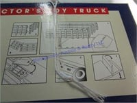 MOBIL TOY TRUCK