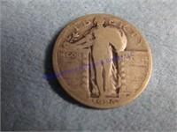 1926S STANDING LIBERTY QUARTER