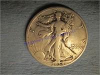 1934S WALKING LIBERTY 1/2 DOLLAR