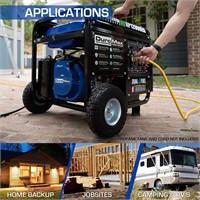 DuroMax Generator-12000 Watt Gas or Propane