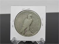 1934 - S Peace Dollar