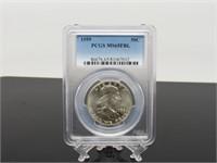 1959 Franklin 50 Cent Coin