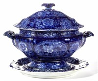 From a large selection of Staffordshire transferware