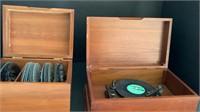 Antique Thornes  Swiss made music box