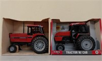685 Nelson Lifetime Toy Tractor Collection from Union Grove