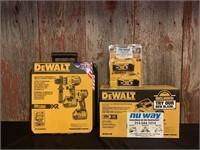 DeWalt Power Tool Package