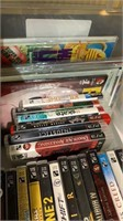 Box lot of about 50 PS3 games and some comic