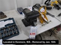 CONSTRUCTION TOOLS AND EQUIPMENT - ONLINE ONLY