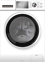Combo Washer Dryer, 2.7 cu ft, White