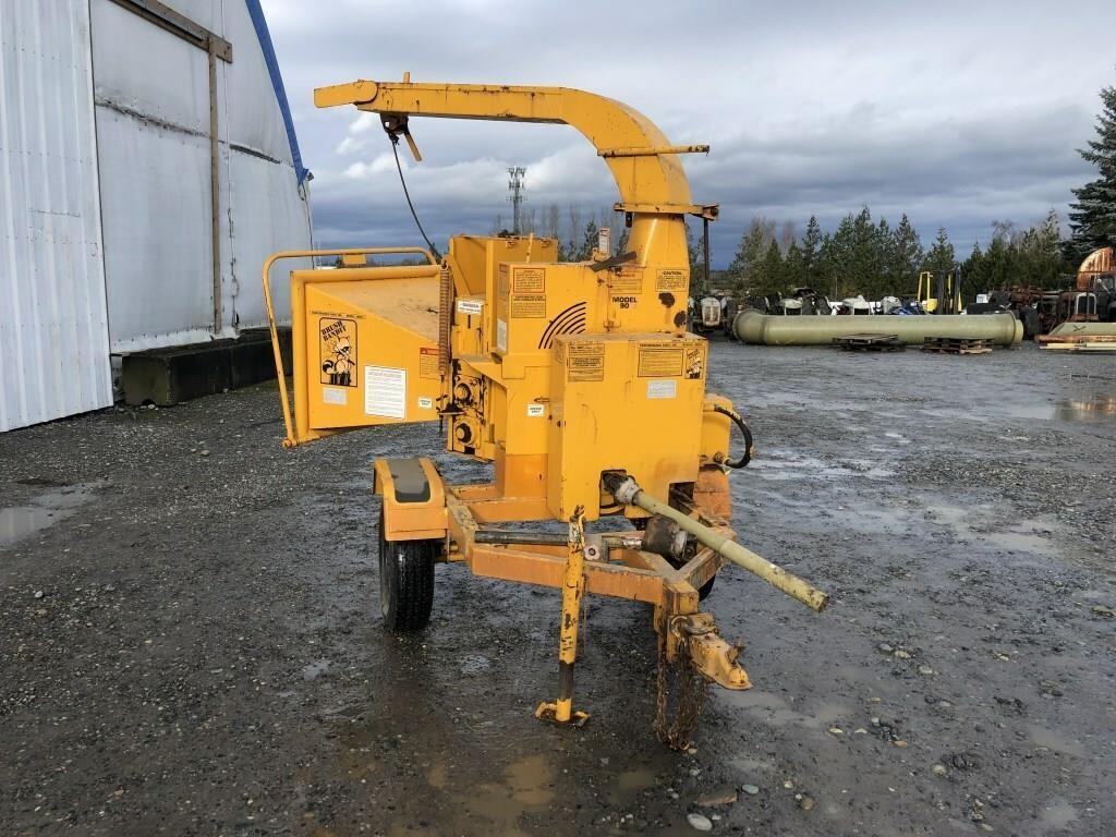 Winter Machinery Auction