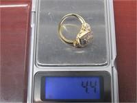 0.25 cts Diamond Ring